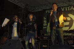 Con Franz Campi e Roberto Freak Antoni